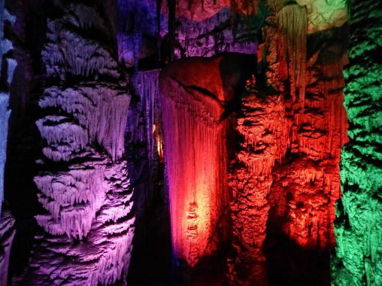 Artà et les grottes