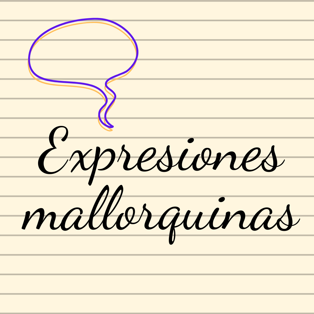 Expressions majorquines