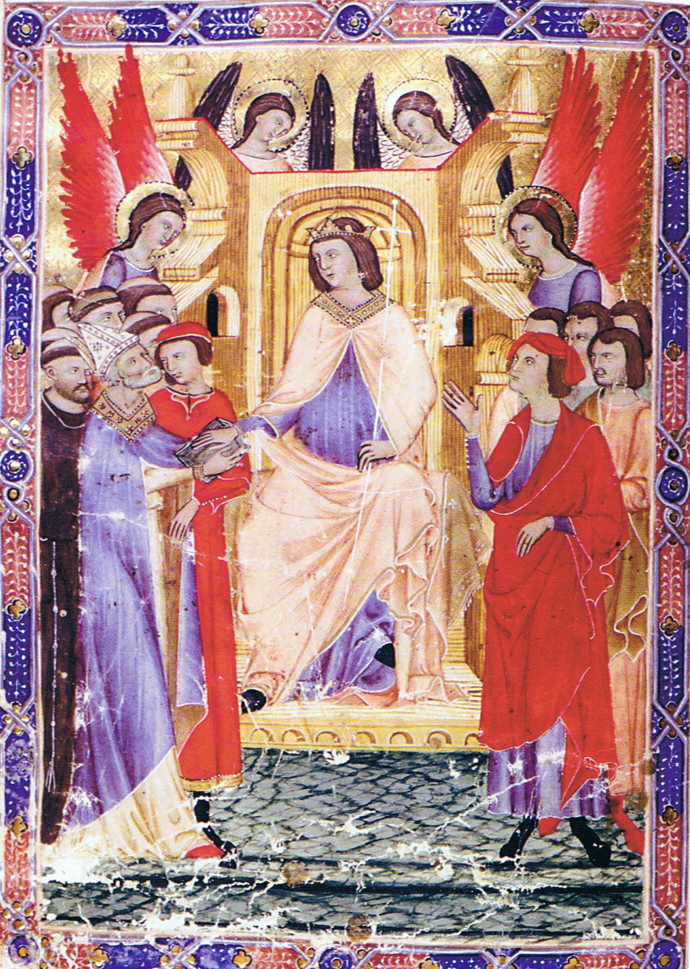 La couronne de Majorque