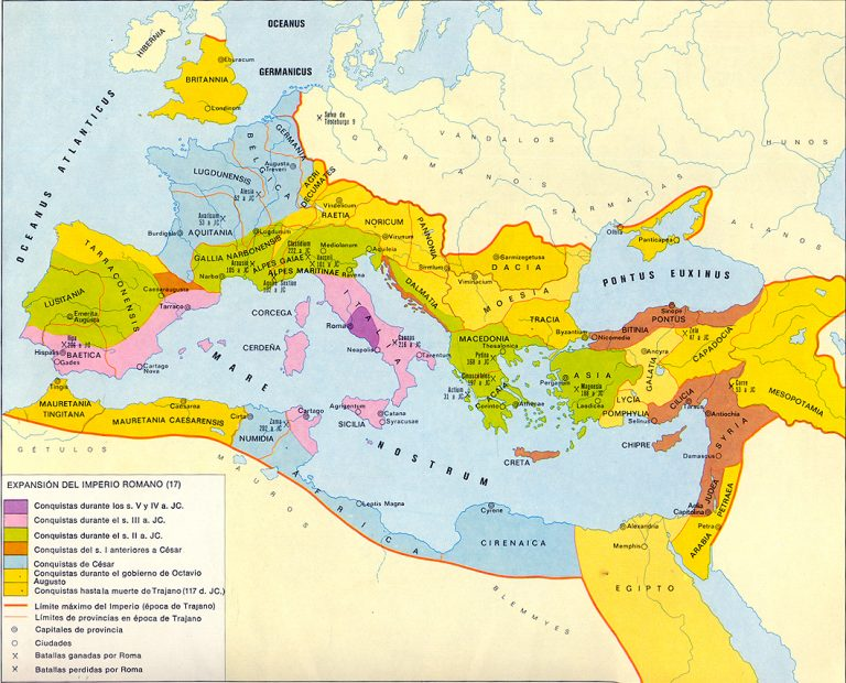 Expansion romana